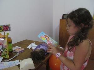 Gracia's 7th birthday